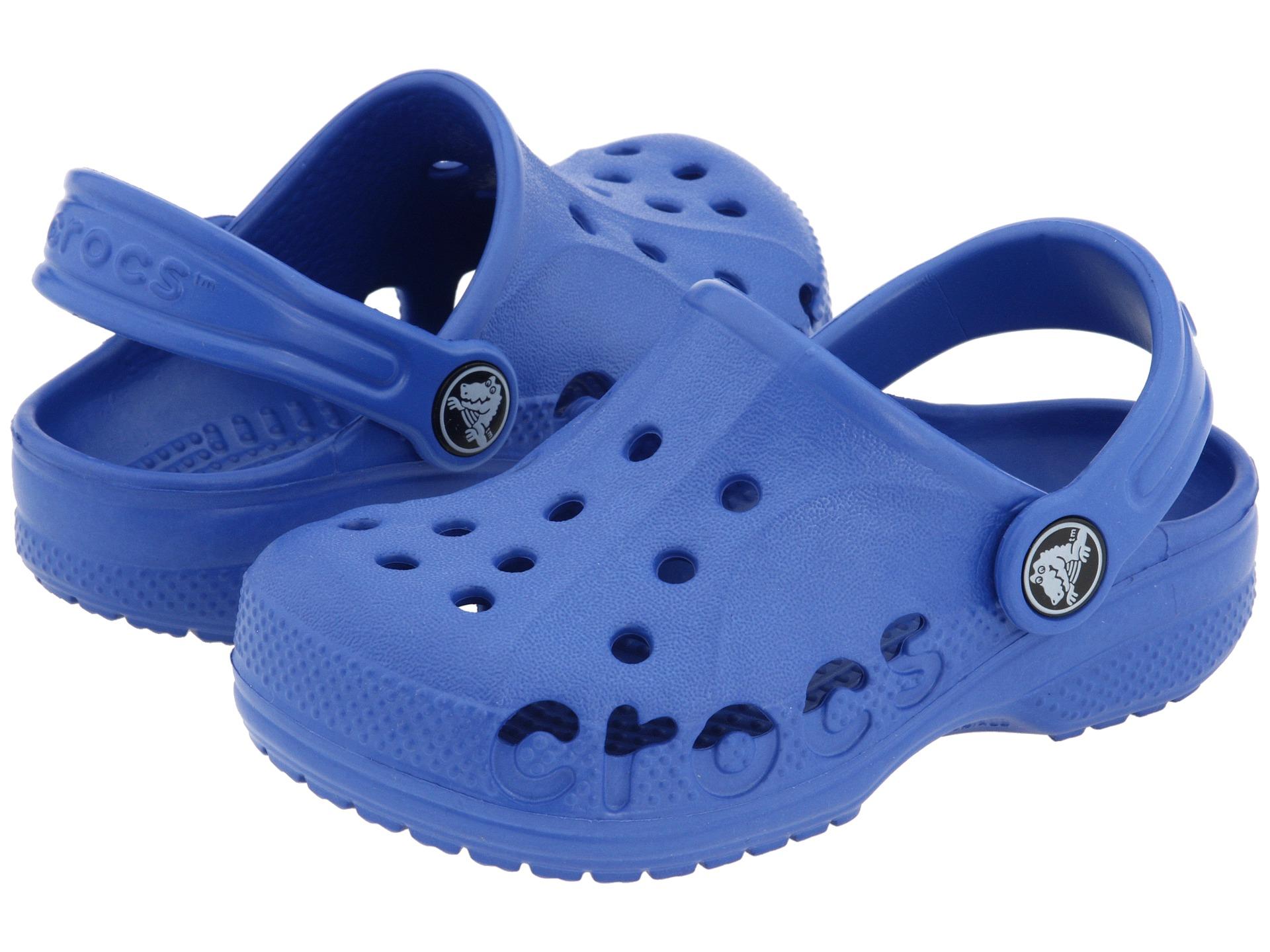 Crocs Kids Baya (Infant/Toddler/Youth) $20.99 ( 25% off MSRP $28.00)