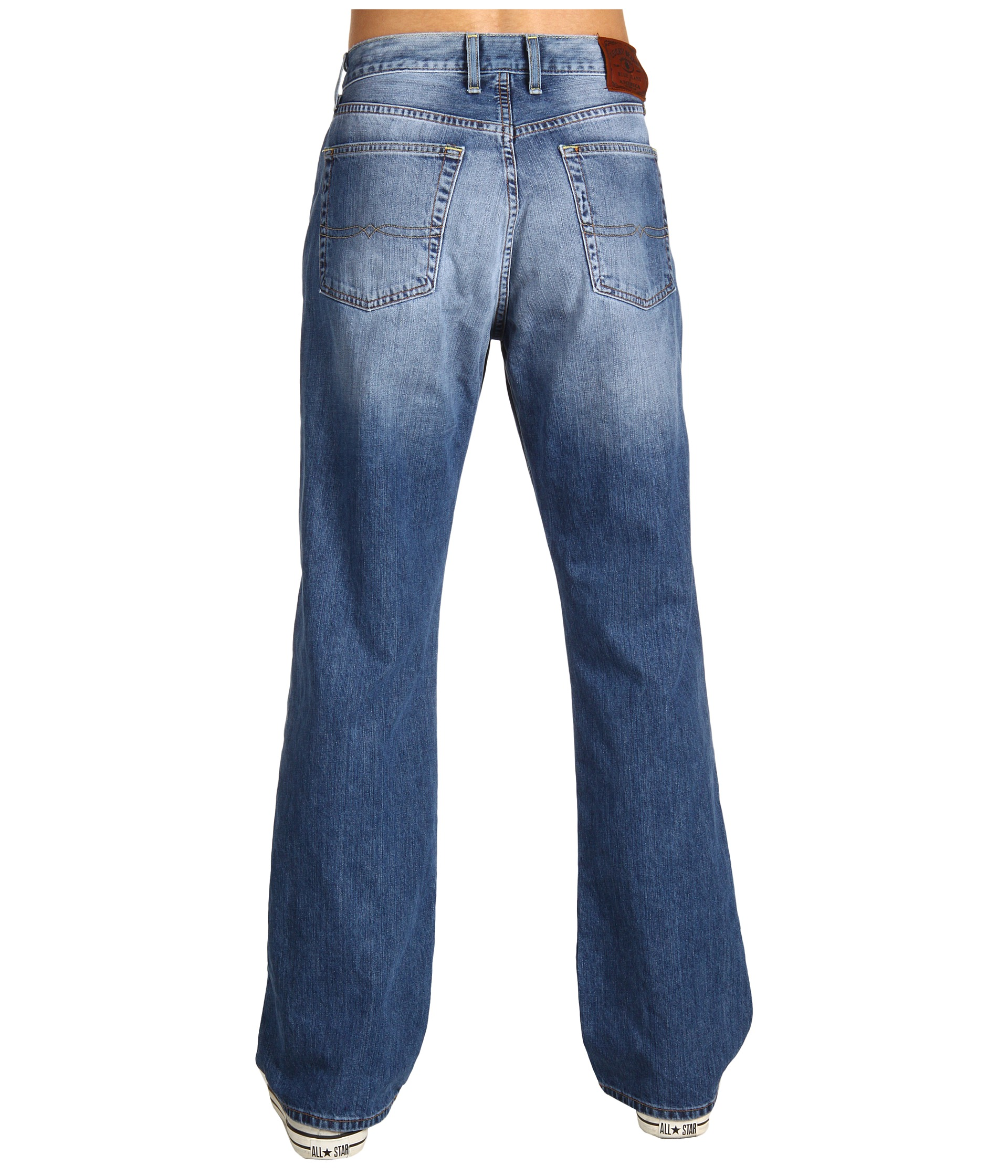 lucky brand 181 relaxed straight 32 in ol summer camp